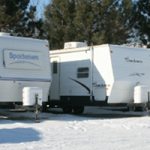 Our RVs travel to places in need all over the continental United States.